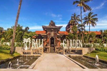 Dovolenka  - Bali - Bali Garden Beach Resort