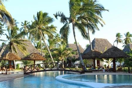 Dovolenka  - Zanzibar - Uroa Bay Beach Resort
