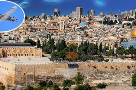 Dovolenka  - Izrael - Jerusalem Panorama Hotel
