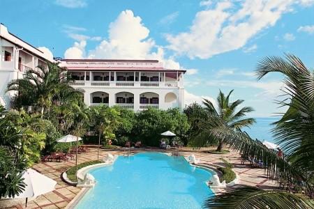 Dovolenka  - Zanzibar - Zanzibar Serena