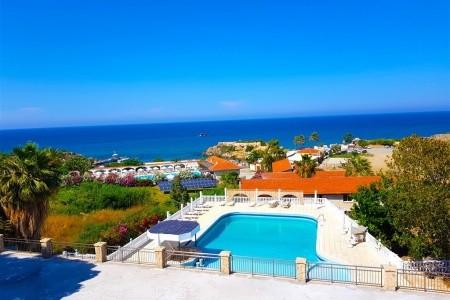 Dovolenka  - Cyprus - Hotel Golden Bay - Dotované Pobyty 50+