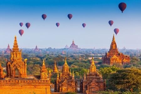 Dovolenka  - Barma - Barma (Myanmar) - Zlatá země kontrastů a buddhistických tradic