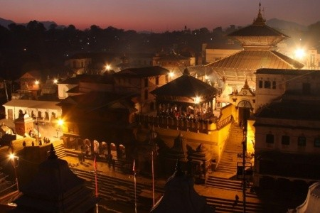 Dovolenka  - Nepál - Malý okruh Nepálem