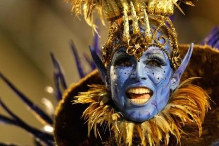 Dovolenka  - Brazília - Argentina - Uruguay - Brazílie - Pravý jihoamerický karneval