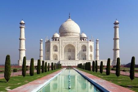 Dovolenka  - India - Indie - Nepál - Indie - Buddhistické i hinduistické tradice, hory i safari