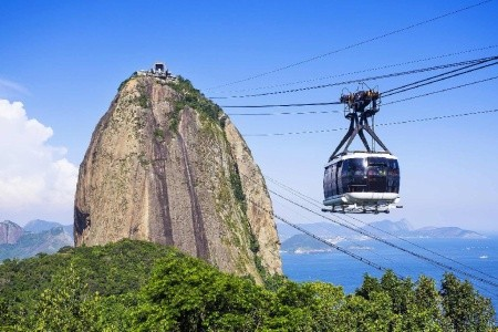 Dovolenka  - Brazília - Pět zemí Jižní Ameriky - Peru - Bolívie - Argentina - Uruguay - Brazílie