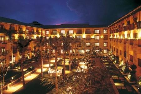 Dovolenka  - Hard Rock Hotel Bali