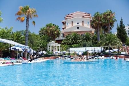 Dovolenka  - Turecko - Thalia Beach Resort