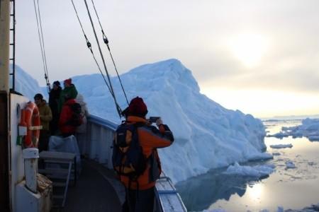 Dovolenka  - Grónsko - ZÁPADNÍ GRÓNSKO - ILULISSAT
