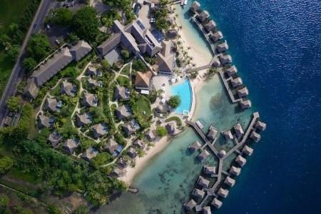 Dovolenka  - Francúzska Polynézia - Manava Beach Resort & Spa