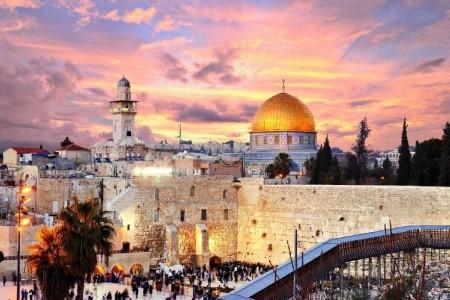 Dovolenka  - Izrael - TO NEJLEPŠÍ Z IZRAELE NA 7 DNÍ - AKCE SENIOR 50+