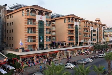 Dovolenka  - Turecko - Tac Premier Hotel & Spa - Rodinný Pokoj