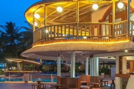 Dovolenka  - India - Nanu Resort