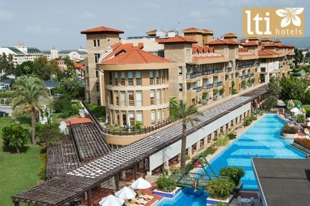 Dovolenka  - Turecko - Lti Xanthe Resort & Spa - Rodinný Pokoj
