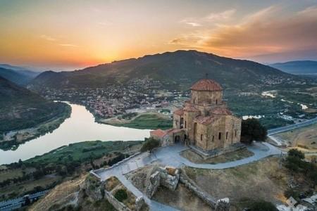 Dovolenka  - Gruzínsko - Poznávací eurovíkend s pobytem v Tbilisi