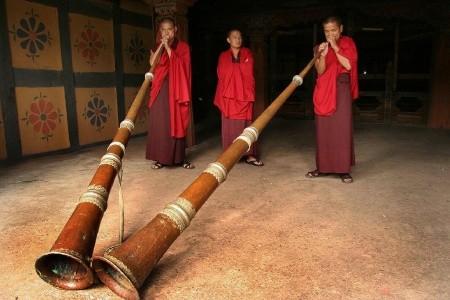 Dovolenka  - India - Bhútán a Západní Bengálsko na Silvestra - Poslední Šangri-la
