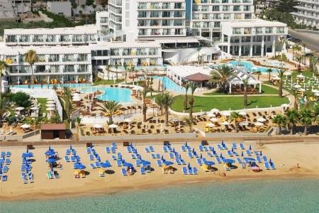 Dovolenka  - Cyprus - Hotel Sunrise Pearl And Spa