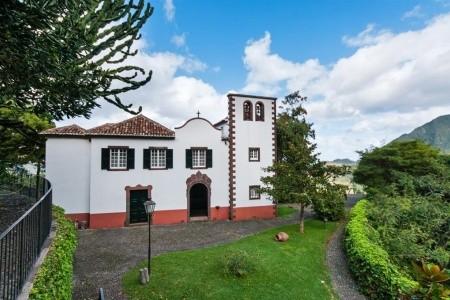 Dovolenka  - Madeira - Quinta Da Capela S Pronájmem Vozu