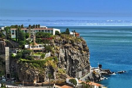 Dovolenka  - Madeira - Estalagem Ponta Do Sol S Pronájmem Vozu