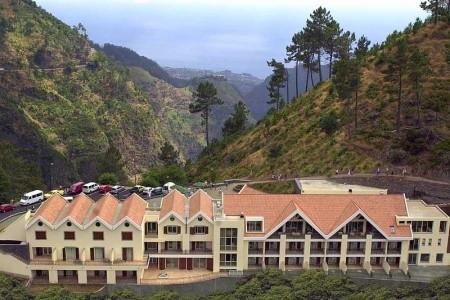 Dovolenka  - Madeira - Estalagem Eira Do Serrado S Pronájmem Vozu