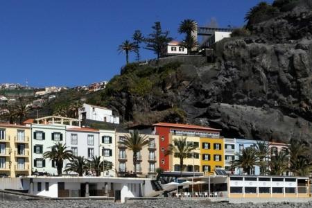 Dovolenka  - Madeira - Enotel Baia S Pronájmem Vozu