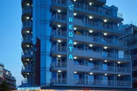 Dovolenka  - Bulharsko - Hotel Regata