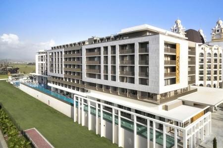 Dovolenka  - Turecko - Rio La Vitas Spa & Resort