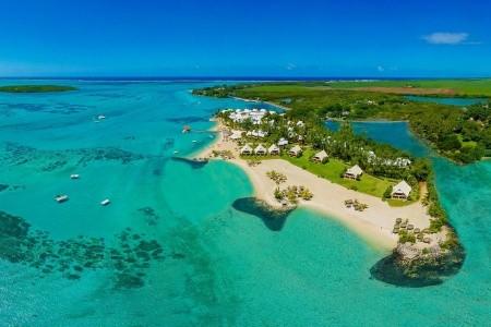 Dovolenka  - Maurícius - Preskil Beach Resort