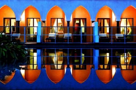 Dovolenka  - Omán - Al Bustan Palace - A Ritz-Carlton Hotel