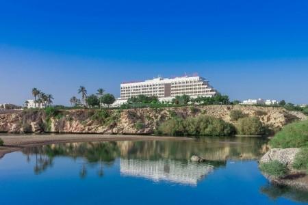 Dovolenka  - Omán - Crown Plaza Muscat