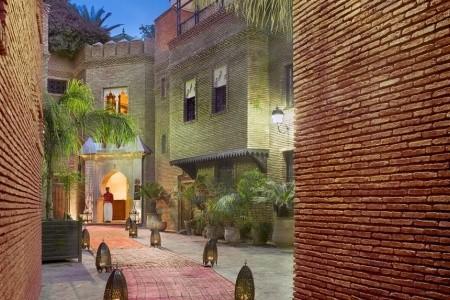 Dovolenka  - Maroko - La Sultana Marrakech - Golf