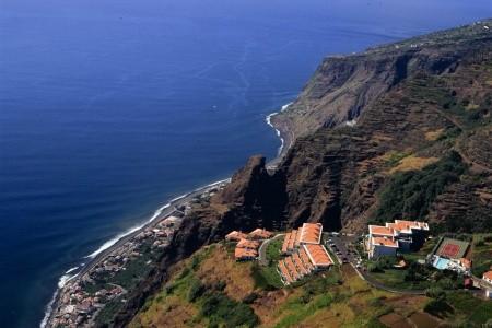 Dovolenka  - Madeira - Jardim Atlantico S Pronájmem Vozu