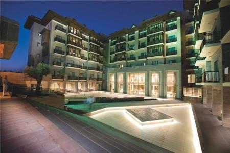 Dovolenka  - Turecko - Lti Serra Resort