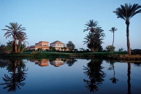 Dovolenka  - Maroko - Palmeraie Palace