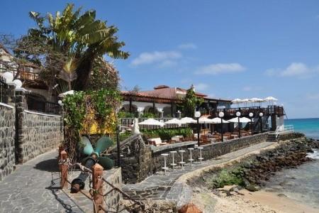 Dovolenka  - Kapverdské ostrovy - Hotel Odjo D'Agua