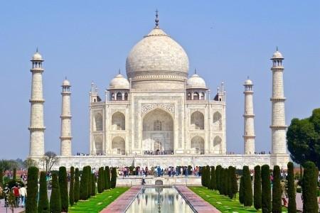 Dovolenka  - India - Indie - Velký Okruh