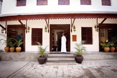 Dovolenka  - Zanzibar - Maru Maru Hotel