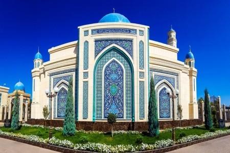 Dovolenka  - Uzbekistan - Uzbekistan De Luxe - poznávací zájazd