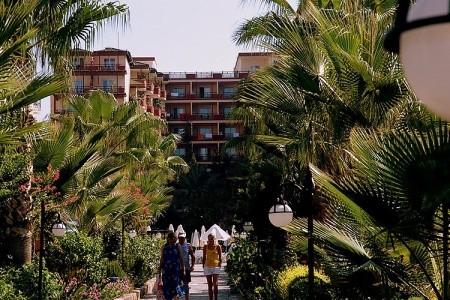 Dovolenka  - Turecko - Hotel Holiday Park