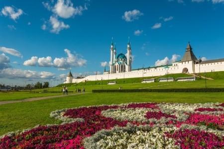 Dovolenka  - Rusko - Srdce Tatárov a Moskva De Luxe - poznávací zájazd
