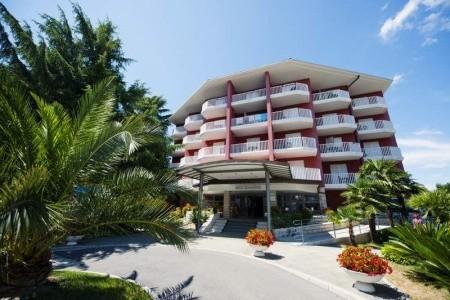 Dovolenka  - Slovinsko - Hotel Haliaetum / Mirta