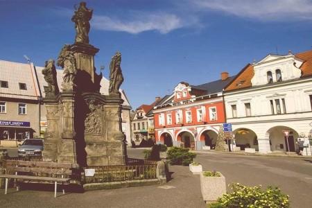 Dovolenka  - Česká republika - Hotel Pošta