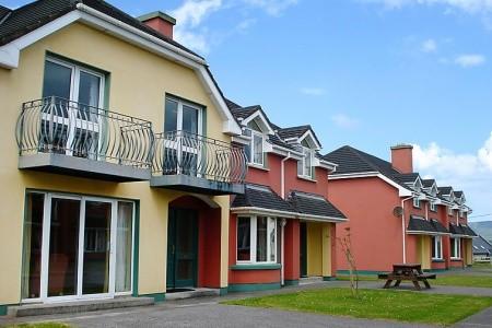 Dovolenka  - Írsko - Waterville Links