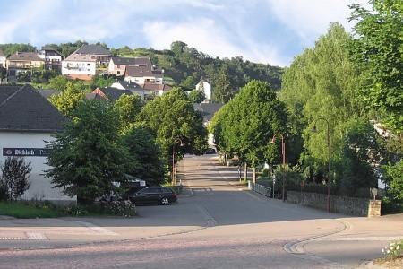 Dovolenka  - Luxembursko - Lellgen