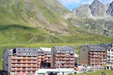 Dovolenka  - Andorra - Estudio 6/7 Pax