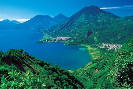 Dovolenka  - Guatemala - Mayské památky střední Ameriky
