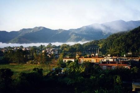 Zájezd Nepál - Expedice výstup na Khatung Kang '6 484' v oblasti Annapurna