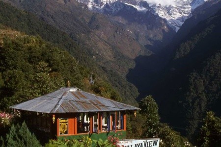 Zájezd Nepál - Expedice Parchamo Peak '6 237m', Everest trek