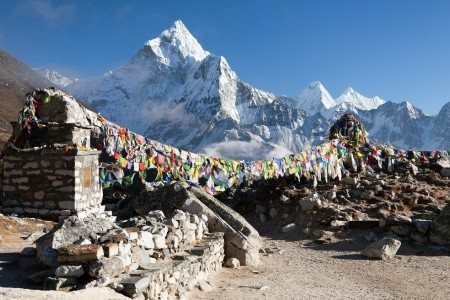 Nepál - Makalu Sherpani trek s legendárními sedly East a West col