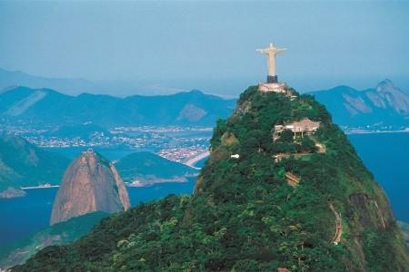 Dovolenka  - Brazília - Rio de Janeiro a vodopády Iguacu